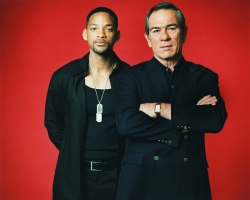 Will Smith & Tommy Lee Jones