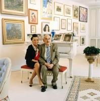Arthur & Maria Brauner